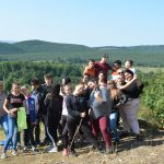 Erdei iskolában jártunk